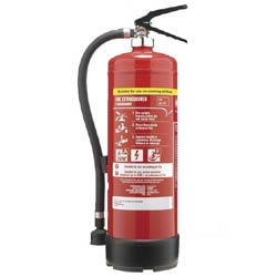 6lt Premium Chemical Class Fire Extinguisher Safety Equipment